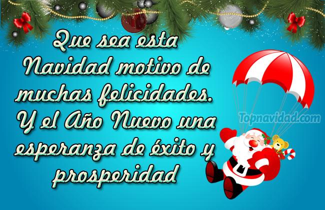 Felicitaciones de navidad y a o nuevo por whatsapp - Mensajes para felicitar la navidad ...