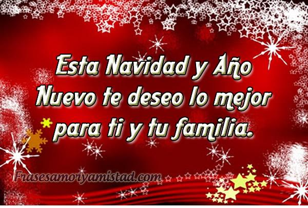 Frases para recibir la navidad y a o nuevo frases de - Felicitaciones cortas de navidad y ano nuevo ...