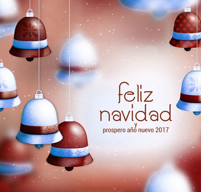 Frases de Feliz Navidad para felicitar en Whatsapp y Facebook