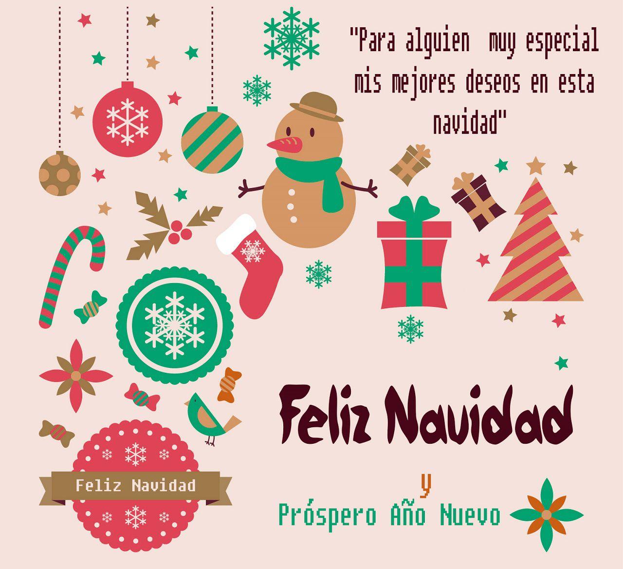 Frases originales de navidad y año nuevo