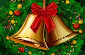 Campana de Navidad para Decoración