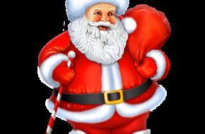 Imagenes de Papa Noel para Navidad
