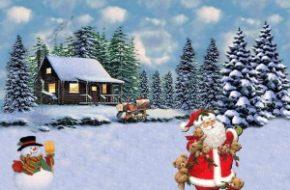 Imagen de Papa Noel para Tarjetas