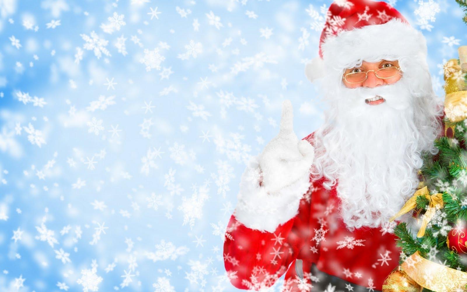 Imagenes de Navidad: Papa Noel y Santa Claus