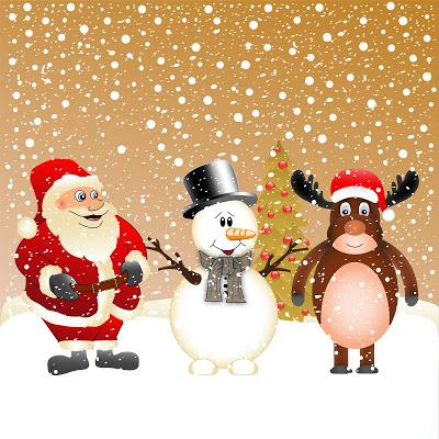 imagenes para postales de navidad