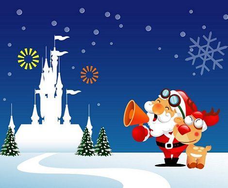 Postales de navidad animadas