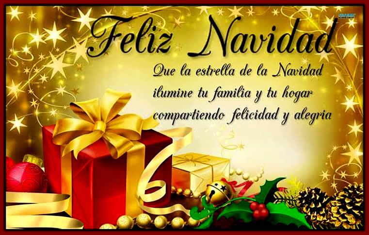 Bonitas palabras de Navidad para Felicitar