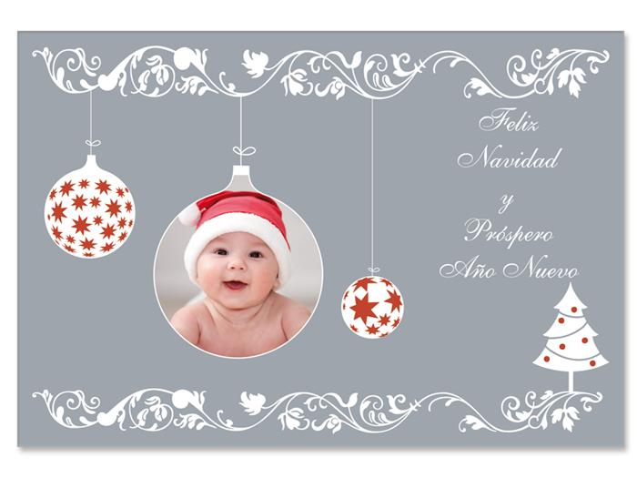 Im genes de navidad con frases para felicitar frases de - Como hacer una felicitacion de navidad original ...