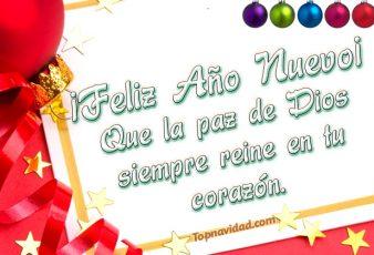 Felicitaciones de Año Nuevo gratis