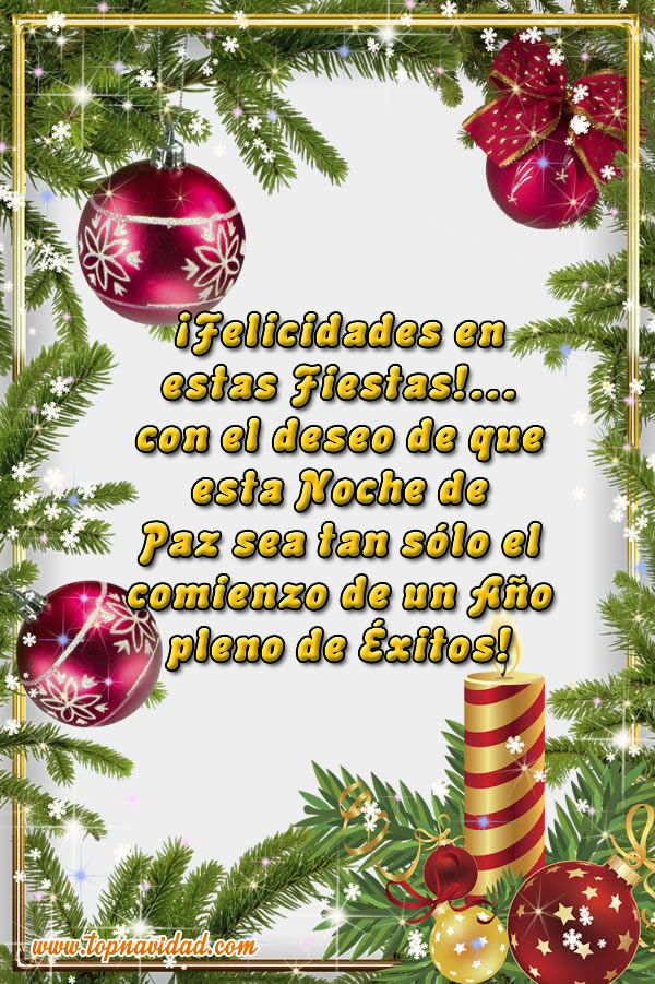 Felicitaciones de Año Nuevo para Compartir en Facebook