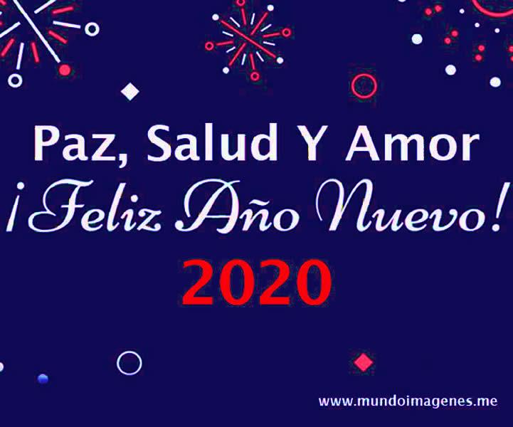 Felicitaciones de año nuevo 2020 Gratis