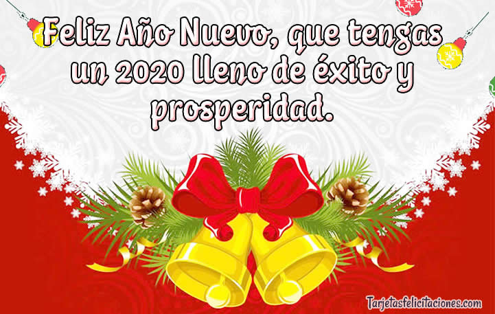 Felicitaciones Navideñas para fin de año
