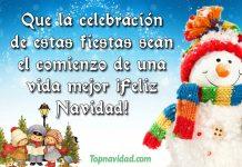 Imágenes y Frases de navidad para los Niños
