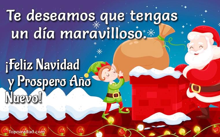 Felicitaciones de navidad y año nuevo Gratis