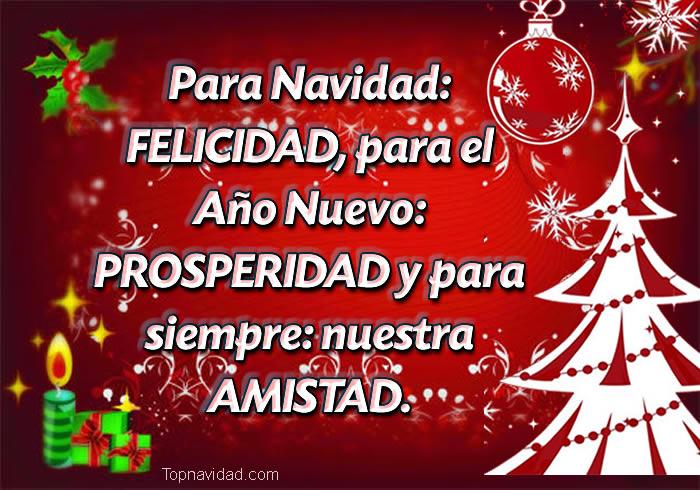 Felicitaciones navideñas para compartir en Facebook