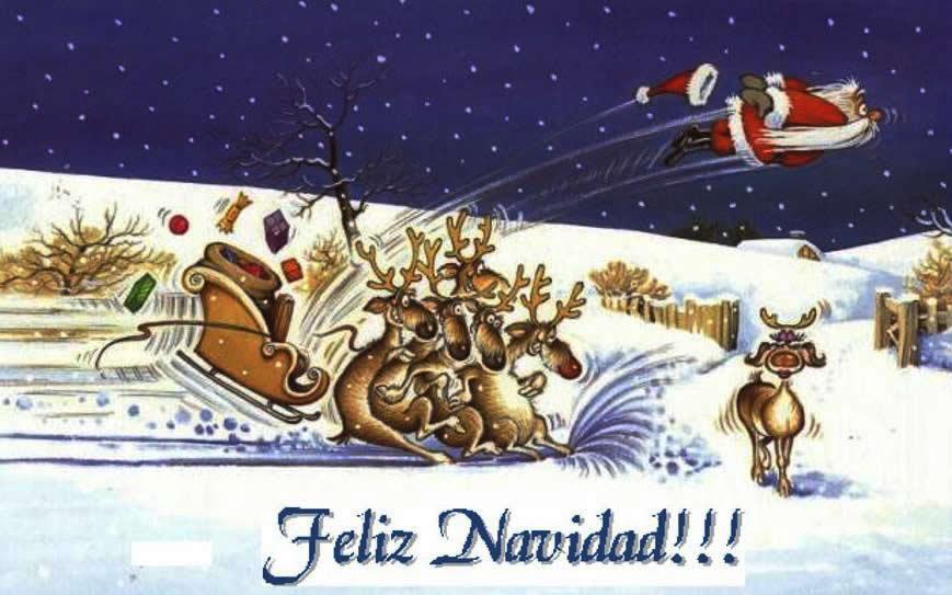 Felicitaciones originales de navidad
