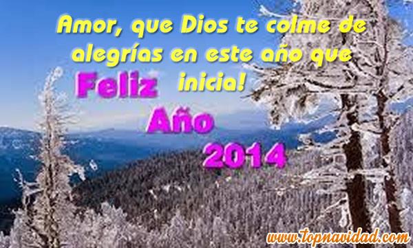 Feliz Año Nuevo 2014 felicidades