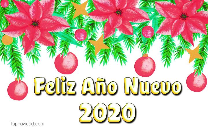 Feliz Año Nuevo 2020 para Facebook