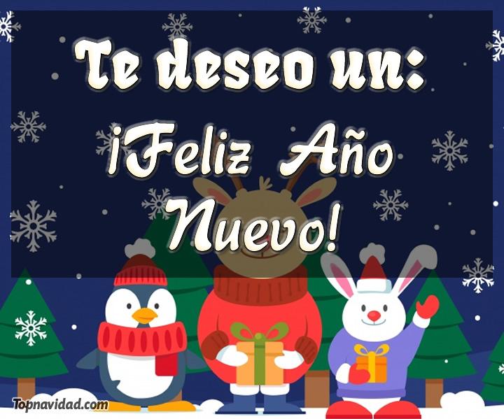 Feliz Año Nuevo Frases Cortas