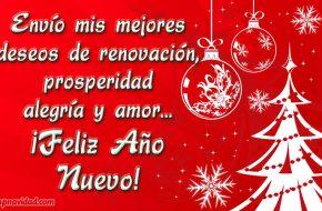 Feliz Año Nuevo para compartir