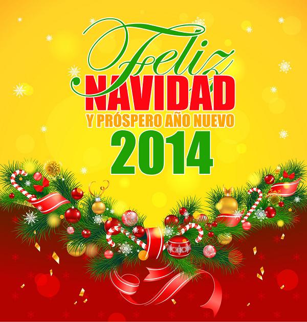 Frases feliz navidad y prospero a o nuevo 2014 frases - Frases de feliz navidad y prospero ano nuevo ...