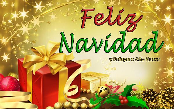 Feliz Navidad y Prospero Año Nuevo 2014