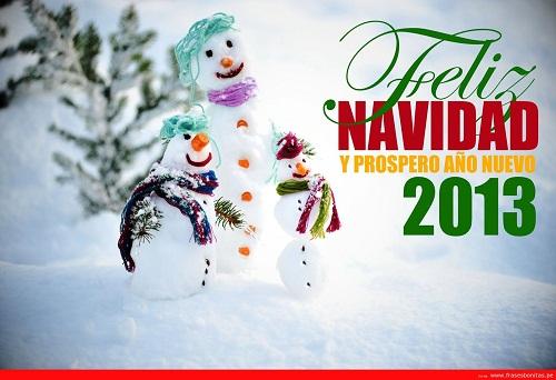 Imagenes: Feliz Navidad y Prospero año Nuevo 2013