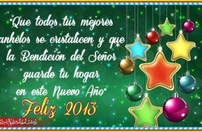 Imagenes: Frases para Felicitar en Año Nuevo 2013