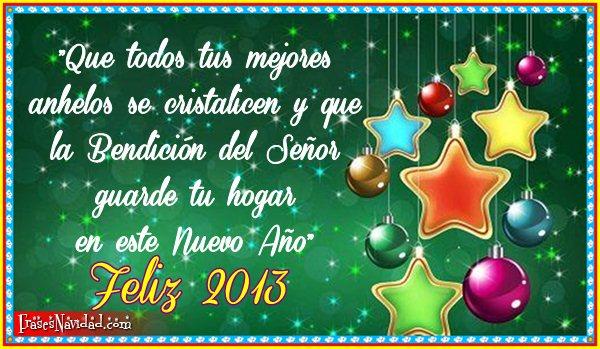 Imagenes Frases Para Felicitar En Año Nuevo 2013 Imágenes