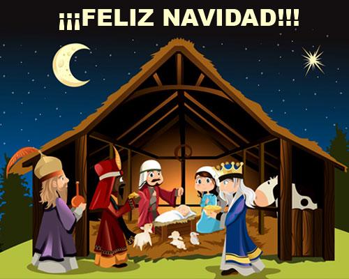 Feliz navidad para felicitar gratis