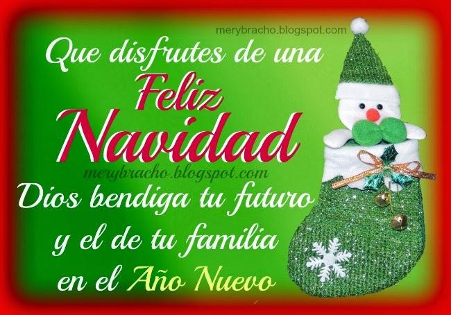 Feliz navidad y Año Nuevo Imagenes Postales Cristianas