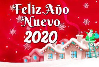 Fotos con textos de Feliz Año Nuevo 2020