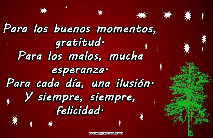 Frases Cortos de Navidad para felicitar