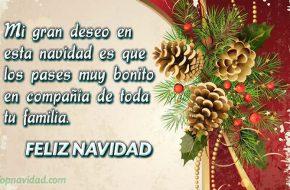 Imágenes y Frases Bonitas para felicitar en esta Navidad