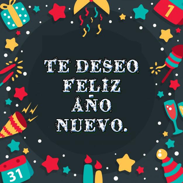 Frases de feliz año nuevo para felicitar