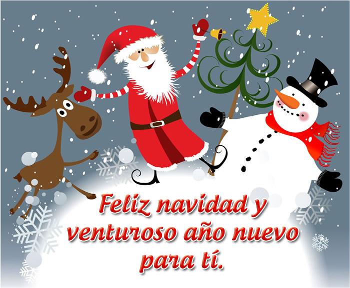 Frases cortas de navidad y año nuevo