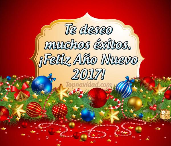 Frases cortas para desear feliz año nuevo 2017