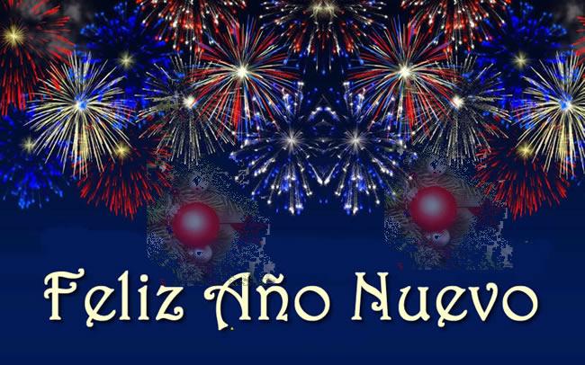 Frases cortas para felicitar en año nuevo