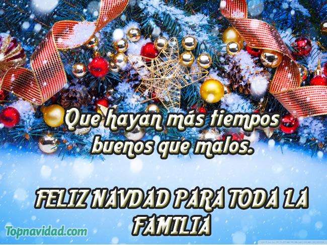 Frases cortos para Brindar en Navidad con la Familia