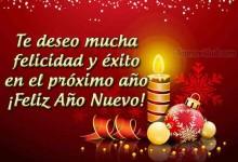 Imágenes Postales de Año Nuevo 2017 para Felicitar