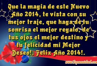 Frases de Año Nuevo 2014 para Felicitar en Facebook