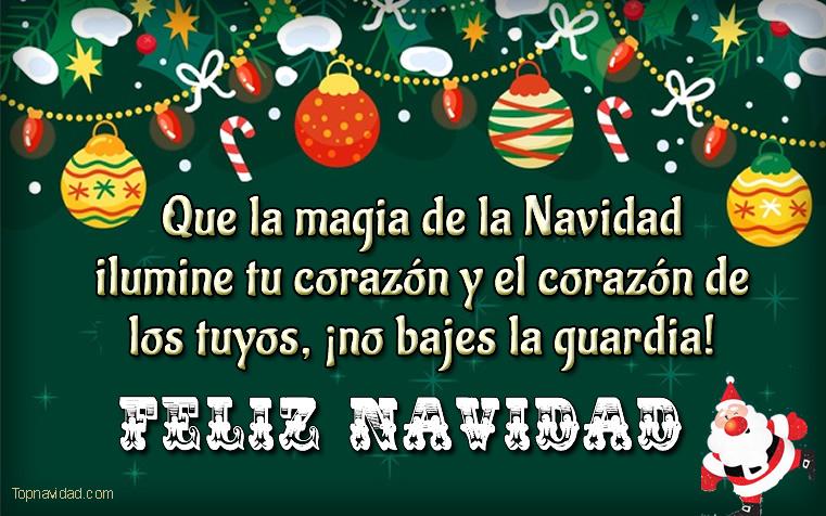 Frases de Felices Fiestas Navidad GRATIS
