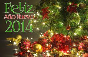 Frases de Feliz Año NueVo 2014 Postales para Compartir