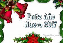 Tarjetas con Frases de Feliz Año Nuevo 2017 para Felicitar