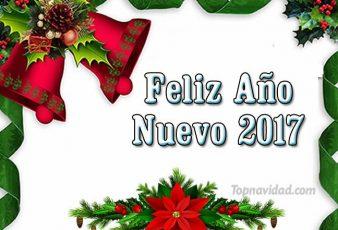 Frases de Feliz Año Nuevo 2017 para felicitar