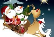 Imágenes con Frases cortos de Navidad