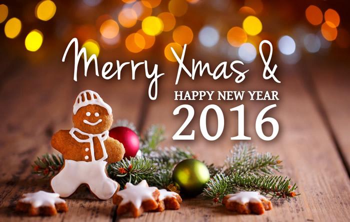 Frases de Feliz Navidad y Prospero año Nuevo 2016