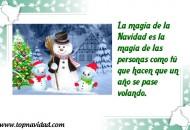 Tarjetas Postales de Navidad para en Redes Sociales