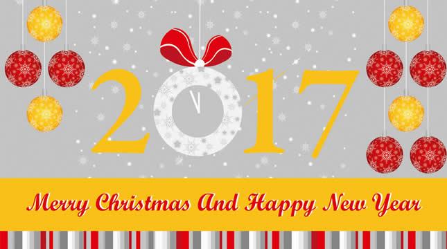 Frases de feliz año nuevo 2017 en ingles