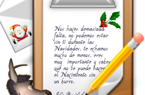 Frases de navidad con imagen para Compartir en Facebook